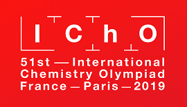 An honorable mention medal in International Chemistry Olympiads 2019