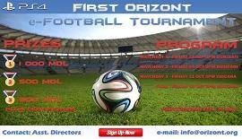 First Orizont e-Football Tournament